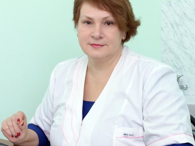 Парфеленко Галина Андреевна