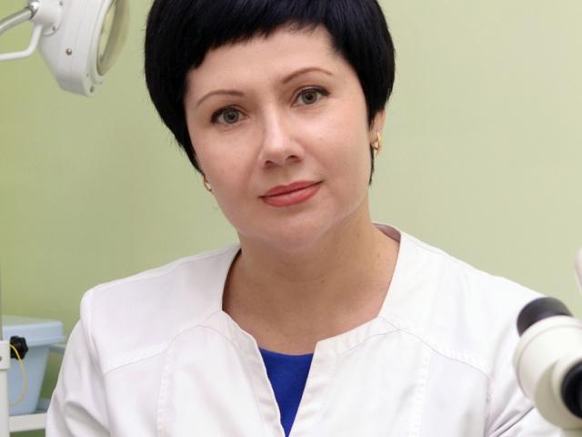 Агафонова Лариса Николаевна